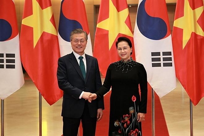 south korea a strategic partner for vietnams fintech development