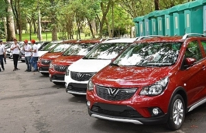 vinfast to begin handing fadil cars over to customers