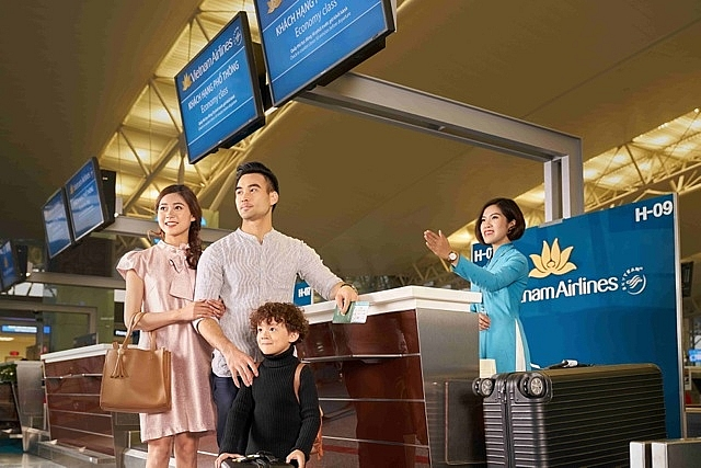 vietnam airlines applies piece concept for baggage allowance
