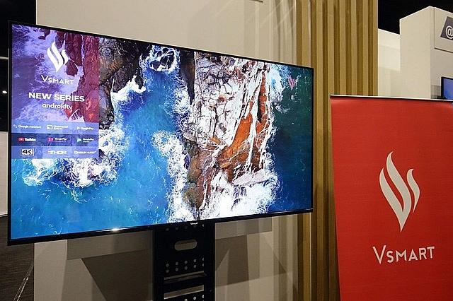 vinsmart introduces smart android tv
