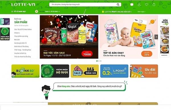 lottevn quits e commerce race in vietnam