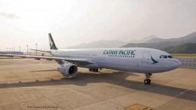 Honeywell, Cathay Pacific connected aircraft test programme delivers substantial savings