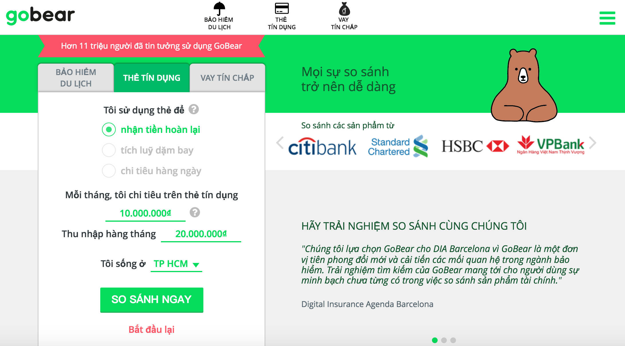 GoBear to launch unsecured loan awareness page