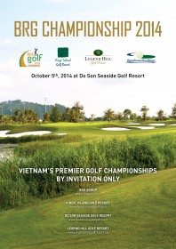 do son to host the third brg golf championships