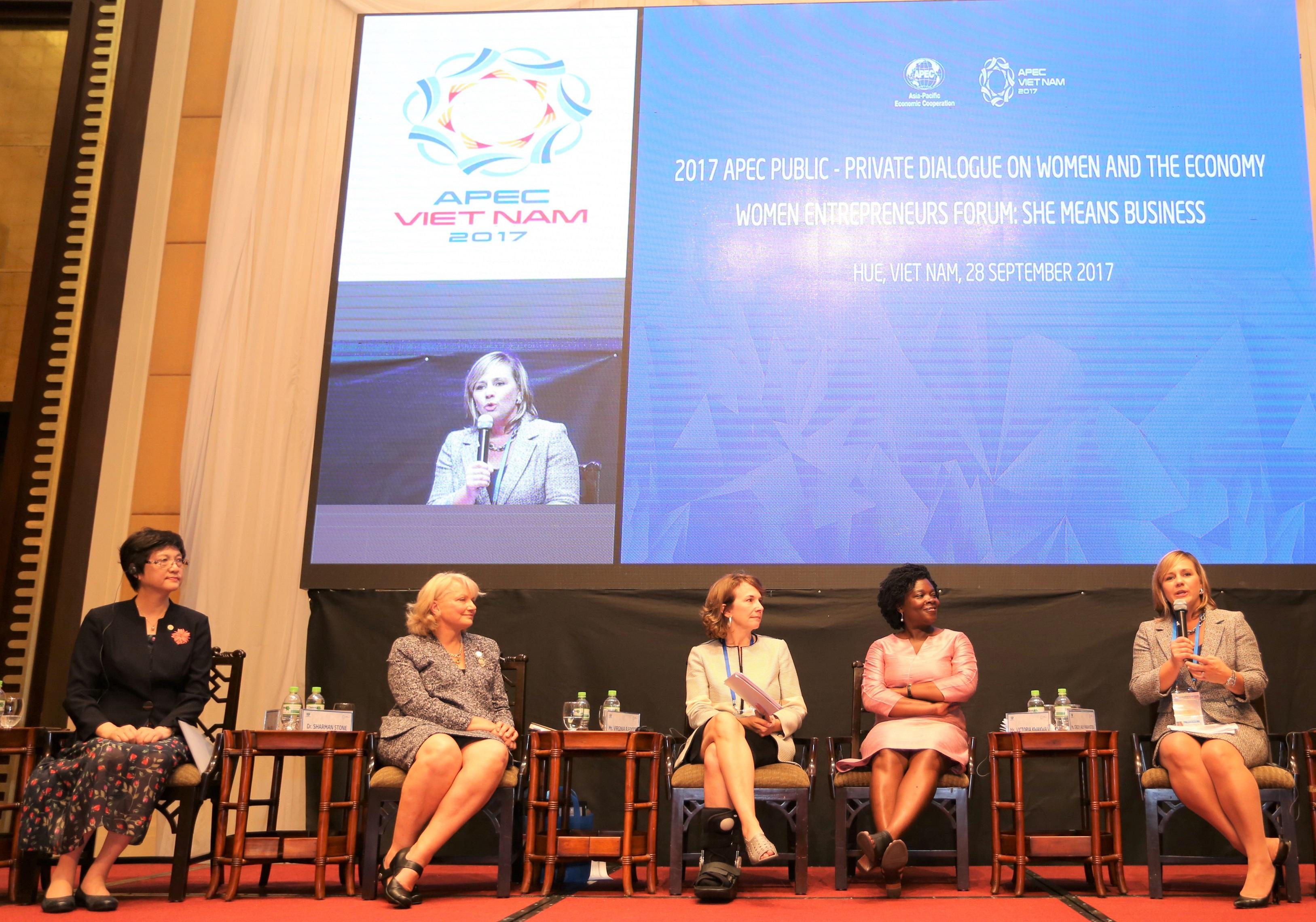 coca cola pushes for economic empowerment social inclusion at apec women entrepreneurs forum