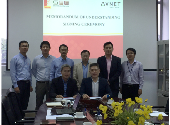 avnet asia launches iot masterclass for engineering students