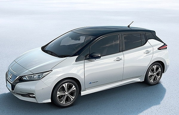 new nissan leaf to go on sale in seven markets in asia and oceania