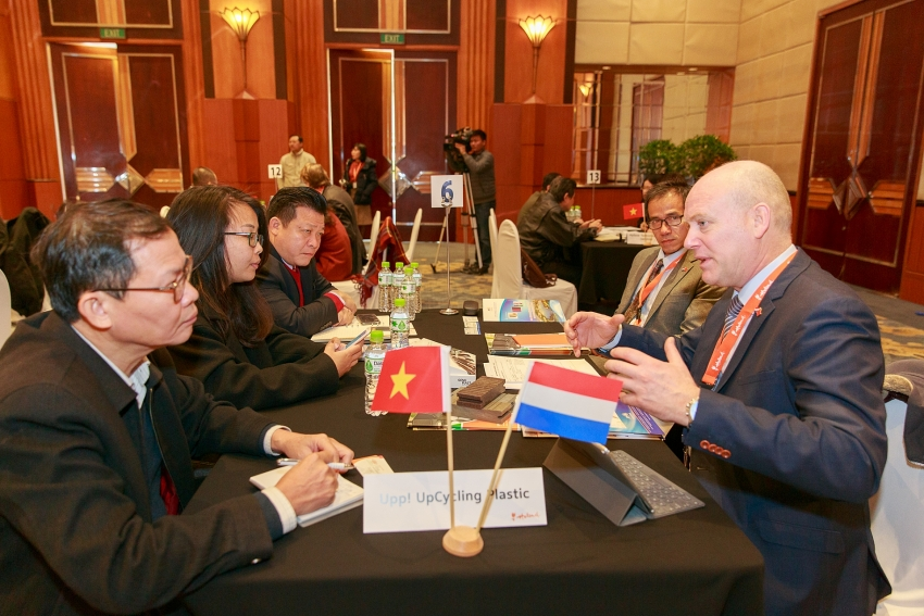 vietnam and netherlands reaffirm economic relations