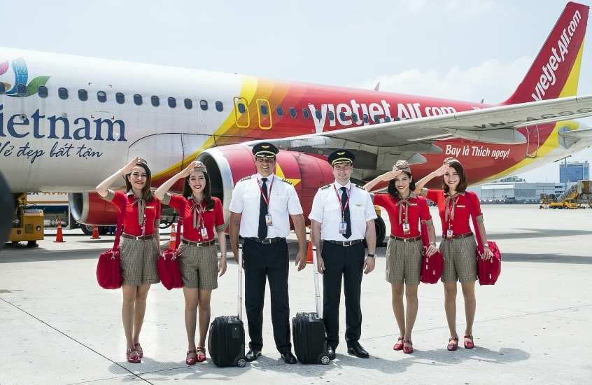 vietjet opens three more direct routes linking vietnam with india