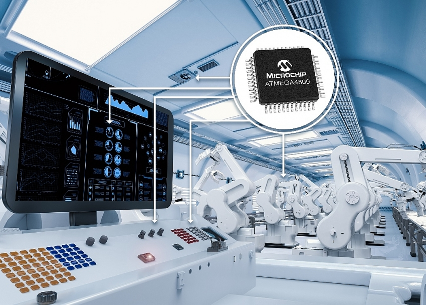 microchip launches two new innovative microcontroller families