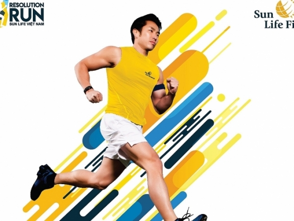 sun life vietnam to become title sponsor for resolution run 2018