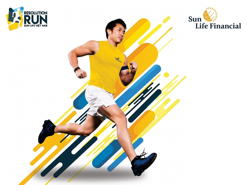 sun life vietnam to become title sponsor for resolution run 2018 promoting healthy lifestyle