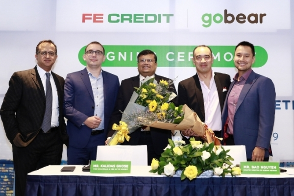 gobear vietnam partners with fe credit to improve financial inclusion