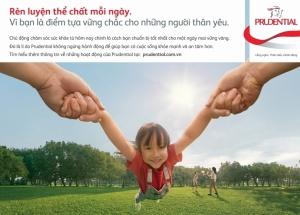 prudential vietnam rolls out new branding