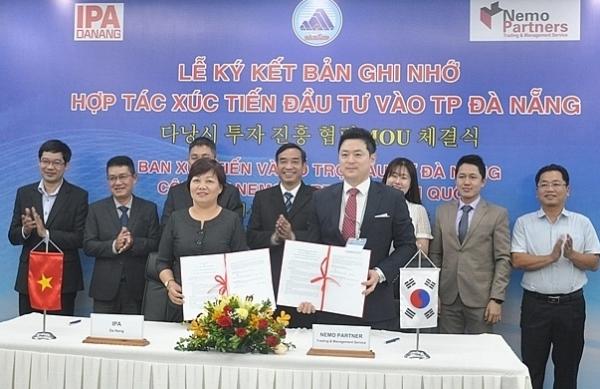 nemo partners tms to bridge danang and korean investors
