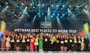 kpmg achieves top ranking in annual best place to work survey