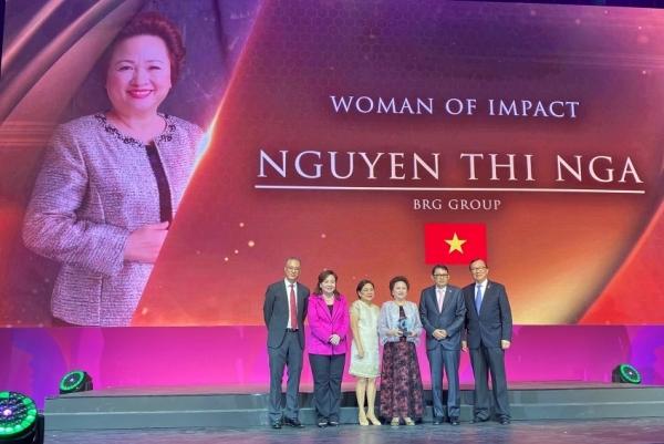 a vietnamese woman of impact