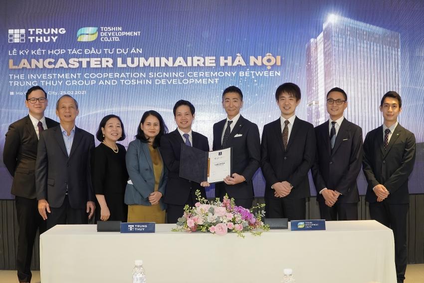 takashimaya deepens footprint in vietnam through partnership with trung thuy group