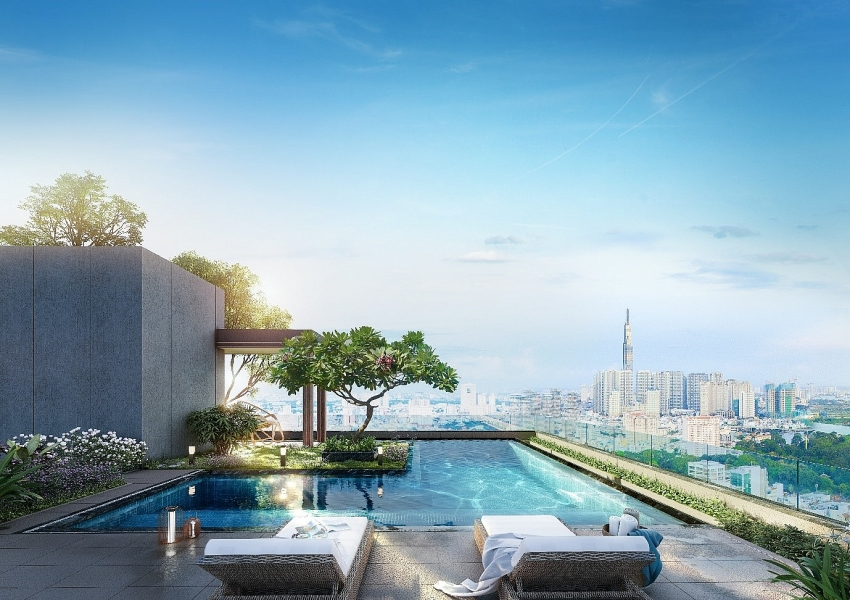what is the success formula for the marq luxury condominium project