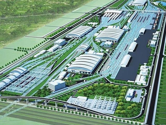 major bidding package of hanoi metro line 1 to be restarted