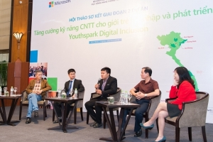 youthspark project empowers ict skills of disadvantaged children