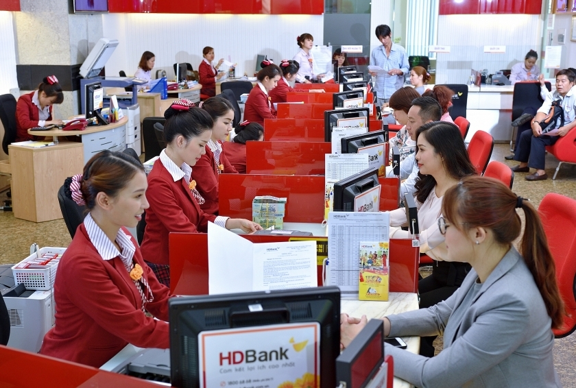 hdbank reports record audited pre tax profit growth