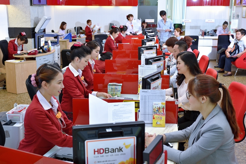 hdbank reports record audited pre tax profit growth
