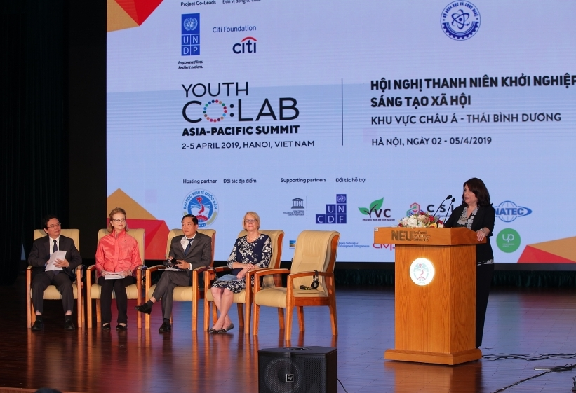 undp and citi foundation drive youth social entrepreneurship movement