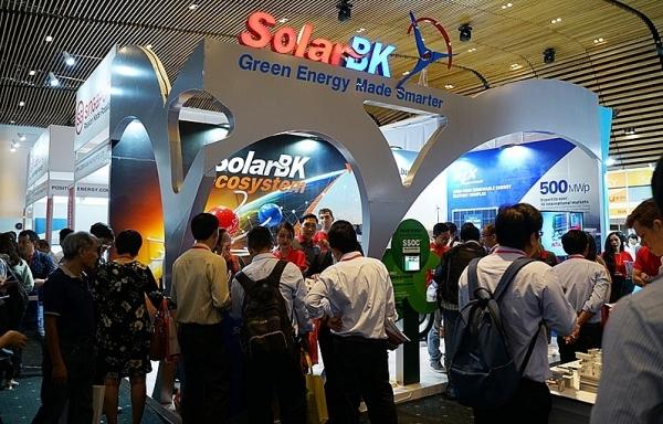 solarbk attends vietnams biggest international solar power conference