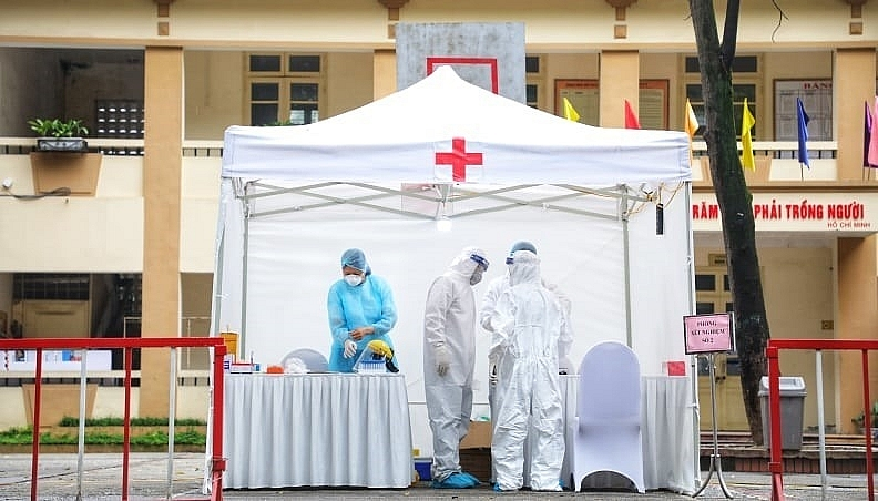 hanoi issues urgent dispatch about sars cov 2 tests among the community