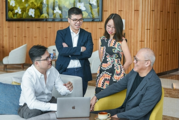touchstone partners announces first close of inaugural fund for vietnamese startups