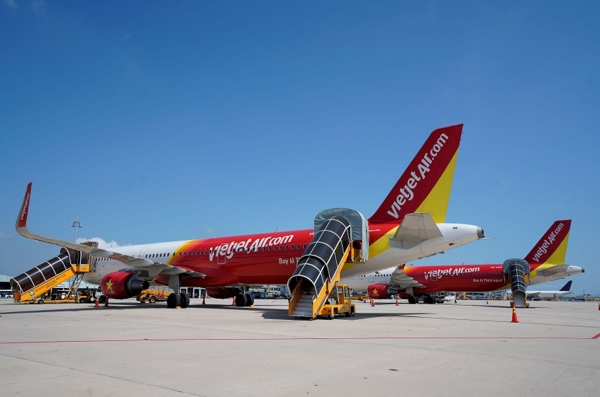 vietjet posts 28 per cent jump in first quarter air transport revenue