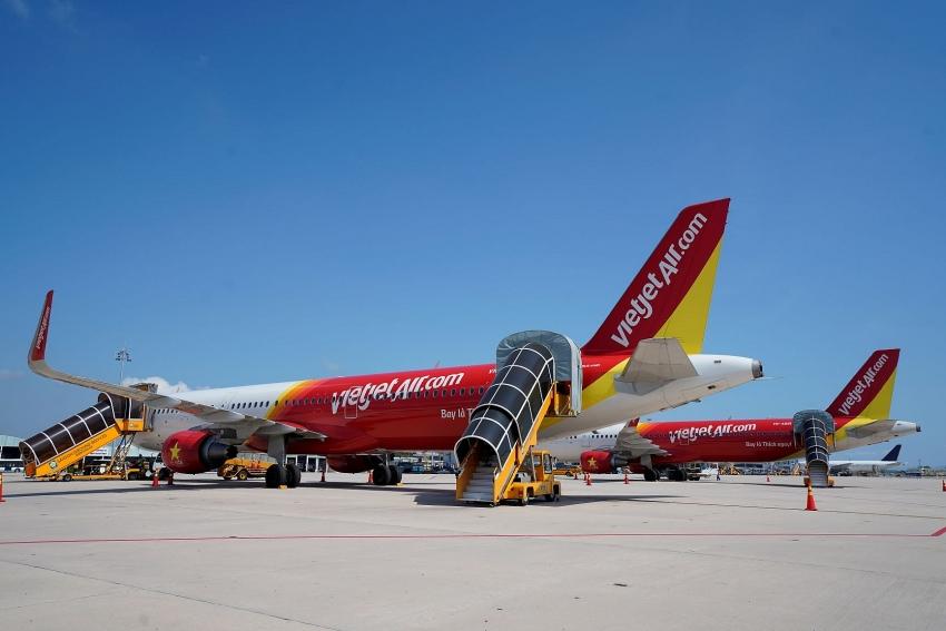 vietjet posts 28 per cent jump in first quarter air transport revenue