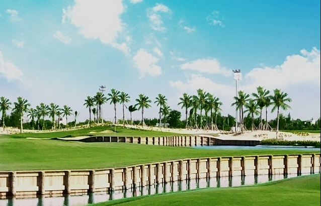 brg danang golf resort offers 36 hole golf masterpiece by world class course designers