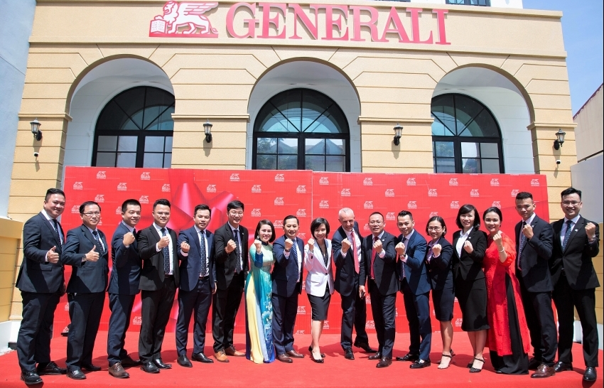 generali vietnam opens gentower danang branch office