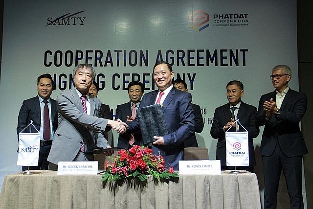 phat dat settles 225 million foreign loan