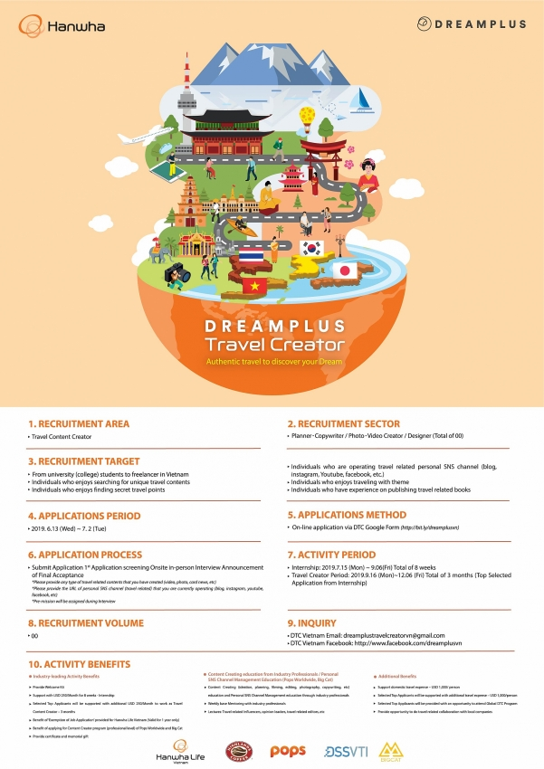 hanwha dreamplus programme makes debut in vietnam
