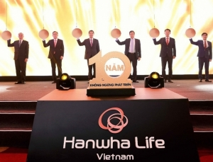 hanwha group committed to sustainable development in vietnam