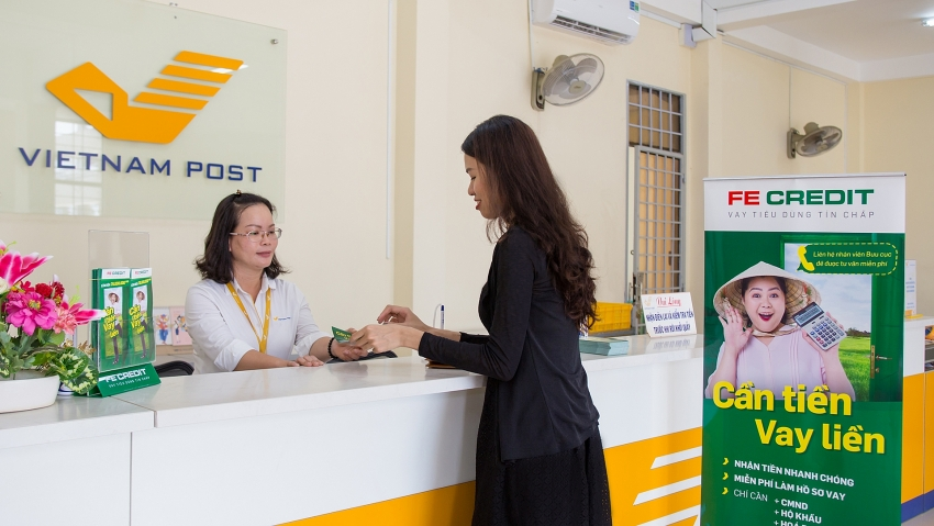 fe credit partners with vnpost to improve financial inclusion in vietnam