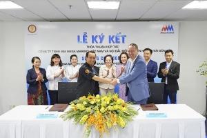 mm mega market vietnam teams up with saigon professional chefs guild