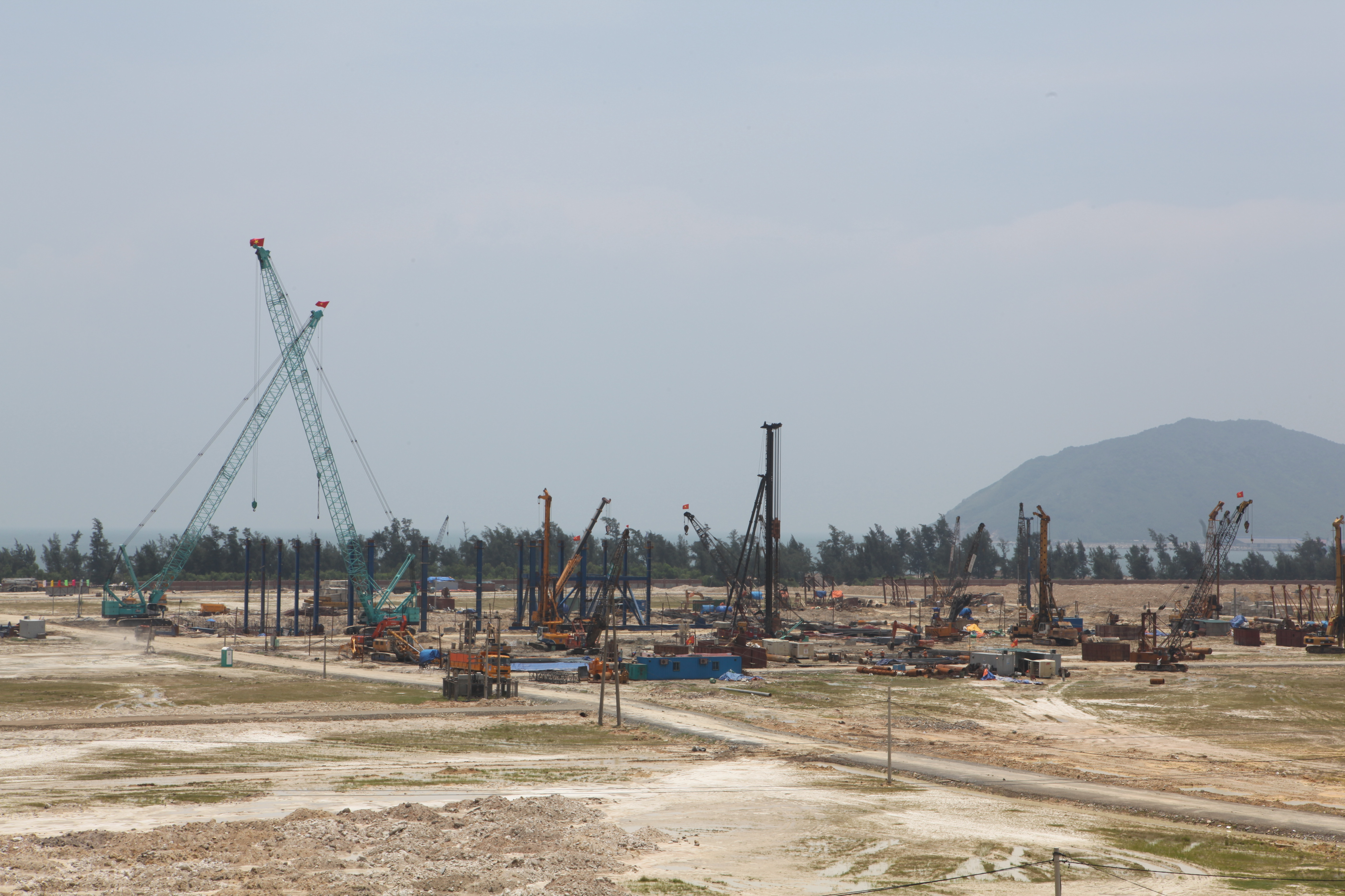 nghi son refinery site clearance swindler taken to court