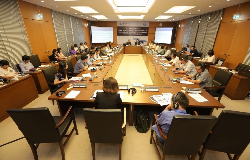 high level dialogue strengthening wildlife trafficking counter efforts