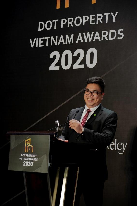 novaland vietnam developer of the year 2020