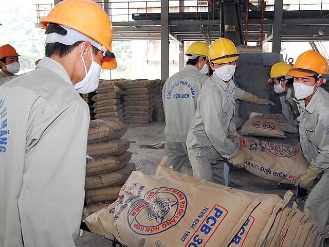 cement firms turn to exports to curb oversupply