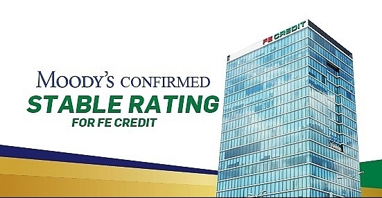 moodys confirmed stable rating for fe credit in latest review assessment