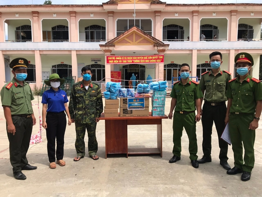 nestle vietnam supports central regions fight against covid 19