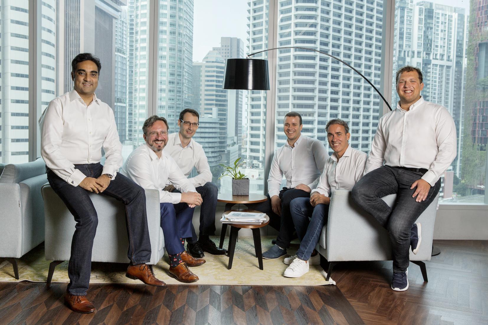 credolab raises 7 million in series a funding
