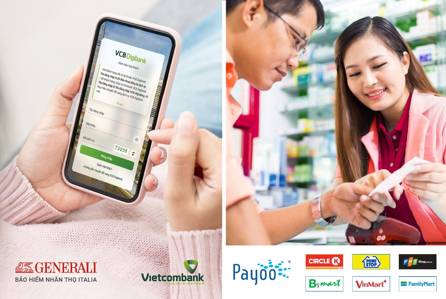generali enhances premium payment experience for customers