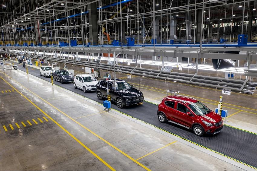 vinfast deploys full siemens portfolio to deliver cars ahead schedule