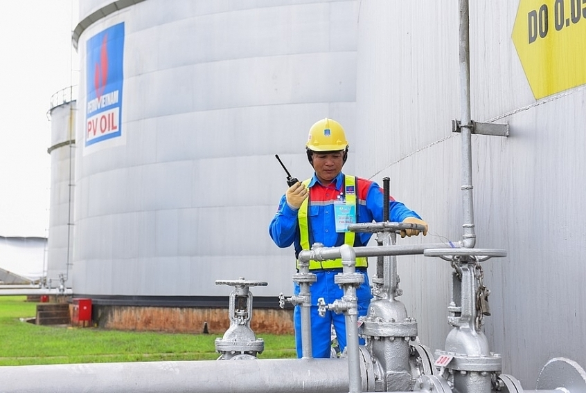 PetroVietnam reports rosy performance in first eight months